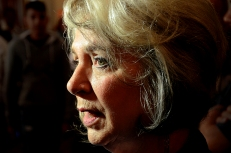 Sue Hammell, Surrey MLA, may have won her riding, but she was shocked by the provincial results, Tuesday, May 14, 2013.